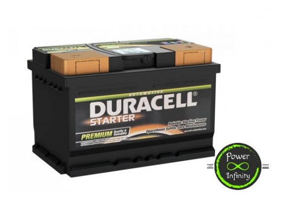 Duracell battery car
