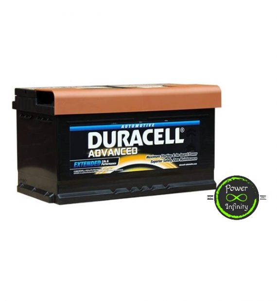 Duracell Car Battery 658 Brand New Power Infinity
