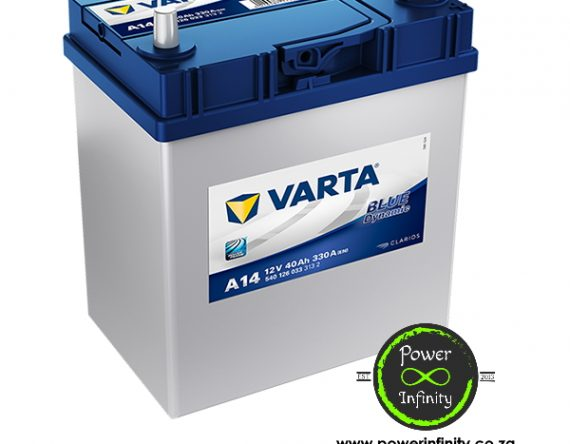 Varta Blue Dynamic A14