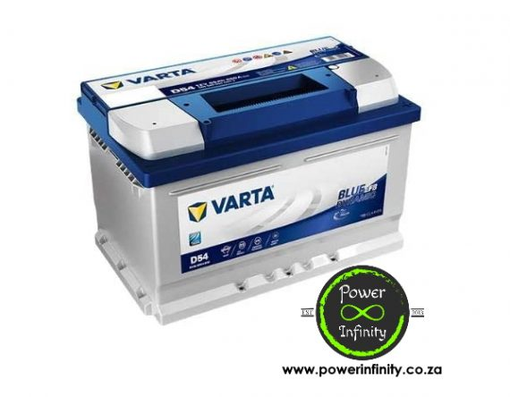 Varta Blue Dynamic D54