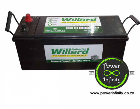 683 Willard Battery